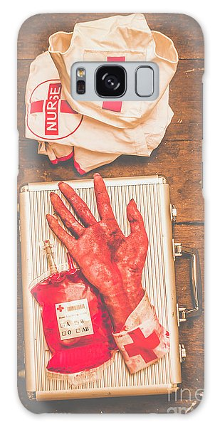 Body Parts Galaxy Case - Make Your Own Frankenstein Medical Kit  by Jorgo Photography - Wall Art Gallery