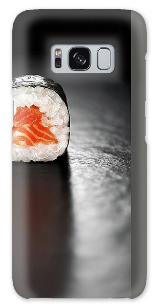 Maki Sushi Roll With Salmon Galaxy S8 Case