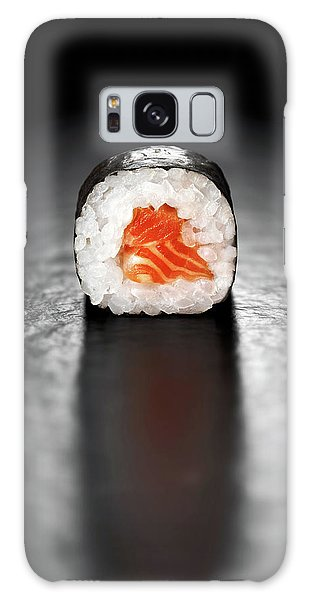 Salmon Galaxy S8 Case - Maki Sushi Roll With Salmon by Johan Swanepoel