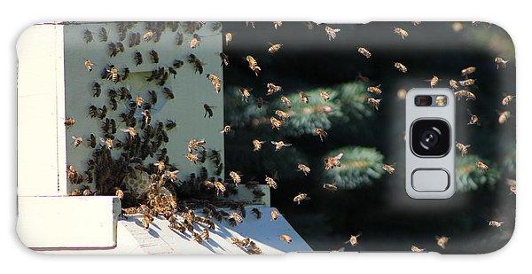 Making Honey - Landscape Galaxy Case