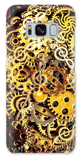Punk Rock Galaxy Case - Making Music by Jorgo Photography - Wall Art Gallery
