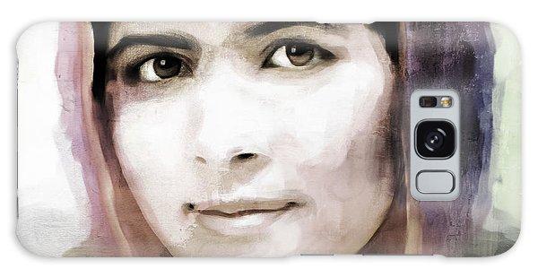 Malala Yousaf Zai 10 Galaxy Case