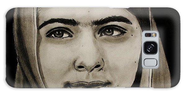 Malala Yousafzai- Teen Hero Galaxy Case