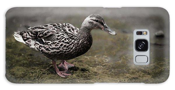 Malard,duckling Galaxy Case