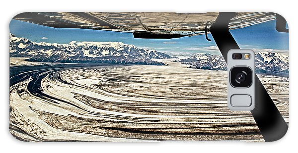 Malaspina Glacier Alaska Galaxy Case