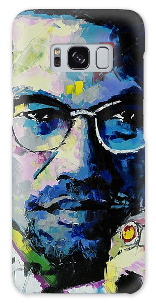 Malcolm X Galaxy Case