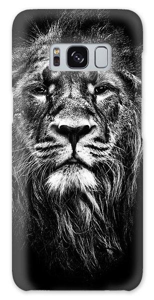Male Asiatic Lion Galaxy Case