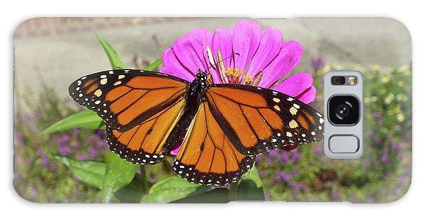 Male Monarch  Galaxy Case