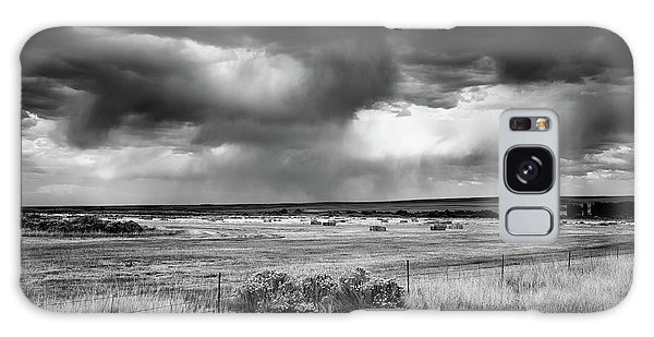 Malheur Storms Clouds Galaxy Case
