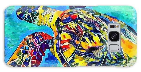 Malia The Turtle Galaxy Case by Erika Swartzkopf