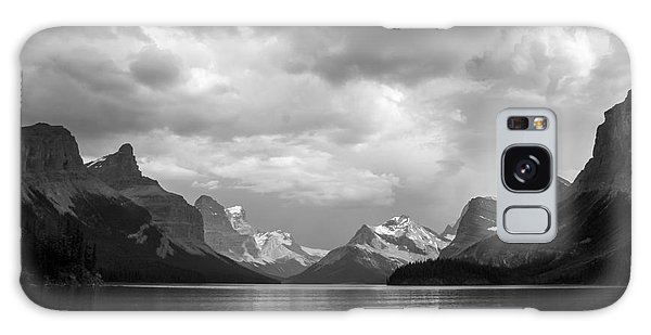 Maligne Lake Galaxy Case by Chris Scroggins