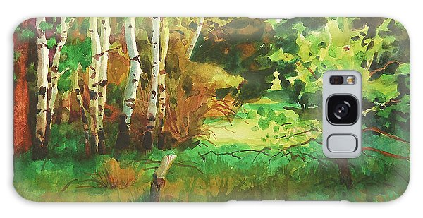 Environments Galaxy Case - Mallard Grove by Steve Henderson