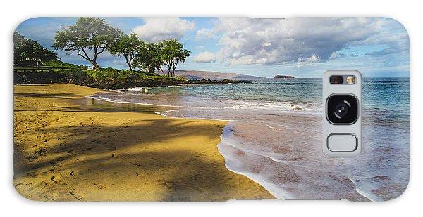 Maluaka Beach Galaxy Case