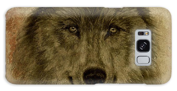 Mama Wolf Fresco Galaxy Case