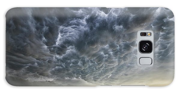 Mammatus Over Nebraska Galaxy Case