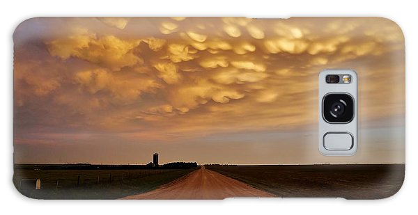 Mammatus Road Galaxy Case by Ed Sweeney