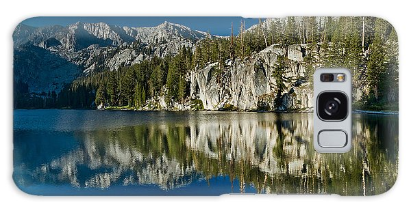 Mammoth Lakes Reflections Galaxy Case