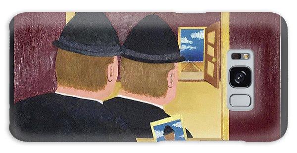 Man In The Mirror Galaxy Case