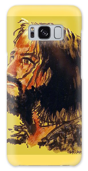Man Of Sorrows Galaxy Case