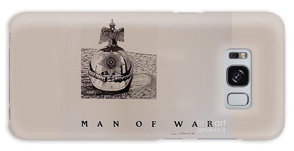 Man Of War Galaxy Case