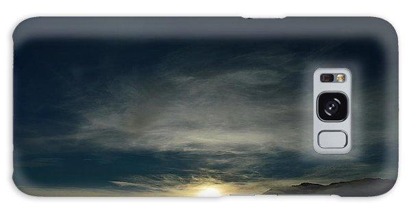 Manastash Sunrise Galaxy Case