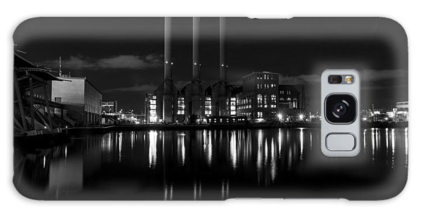 Manchester Street Power Station Galaxy Case