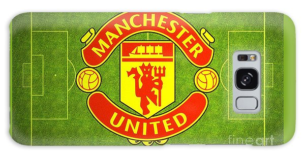Manchester United Theater Of Dreams Large Canvas Art, Canvas Print, Large Art, Large Wall Decor Galaxy Case by David Millenheft
