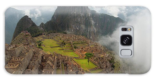 Manchu Picchu Galaxy Case