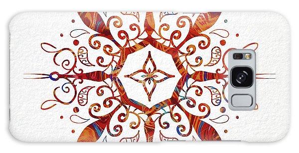 Scarf Galaxy Case - Mandala Art 2 by Patricia Lintner