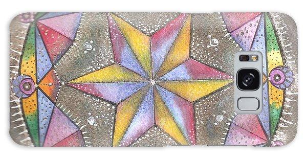 Mandala Galaxy Case