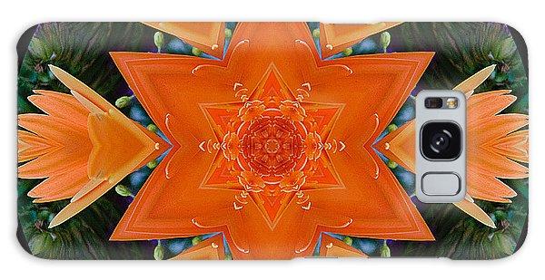 Mandala Star Galaxy Case