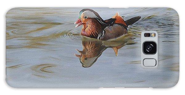 Mandarin Duck Galaxy Case