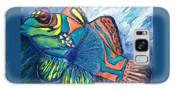 Mandarinfish Galaxy Case