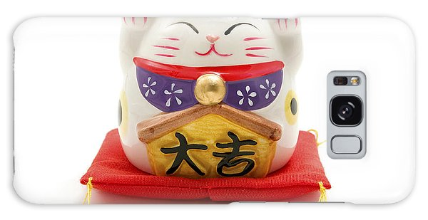 Maneki Neko Galaxy Case