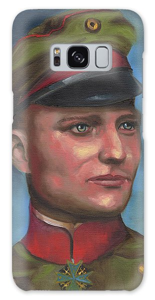 Manfred Von Richthofen The Red Baron Galaxy Case
