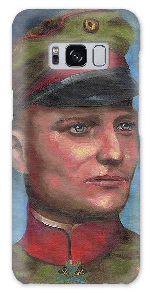 Manfred Von Richthofen The Red Baron Galaxy Case