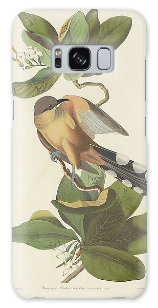 Cuckoo Galaxy Case - Mangrove Cuckoo by Dreyer Wildlife Print Collections