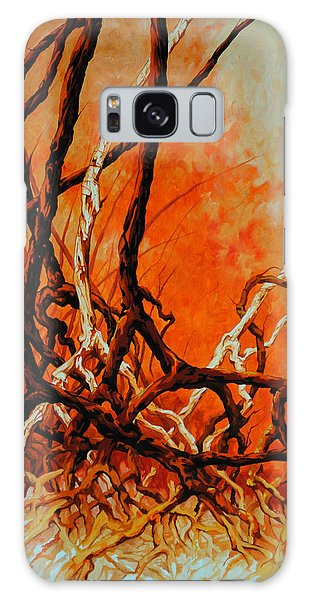 Mangroves Galaxy Case