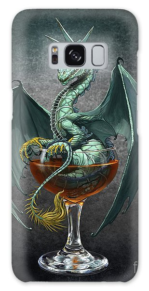 Manhattan Dragon Galaxy Case