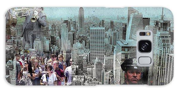 Manhattan Galaxy Case
