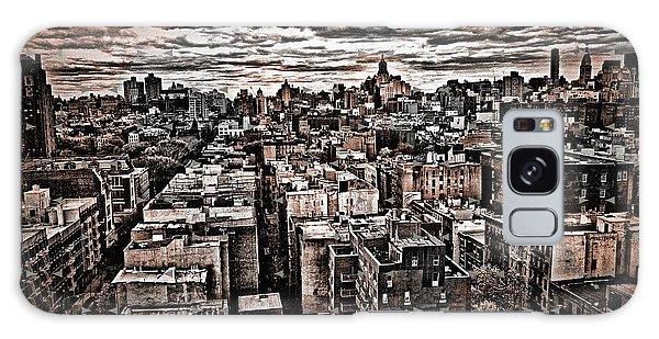 Manhattan Landscape Galaxy Case
