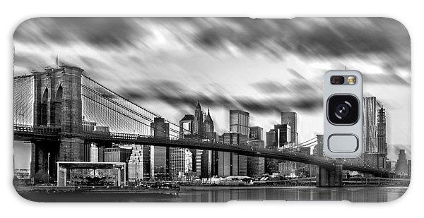 Beautiful Sunrise Galaxy Case - Manhattan Moods by Az Jackson