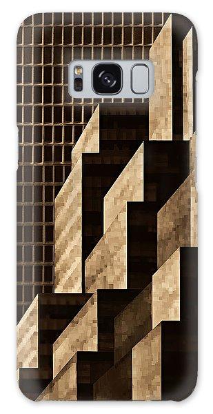 Manhattan No. 3 Galaxy Case by Joe Bonita