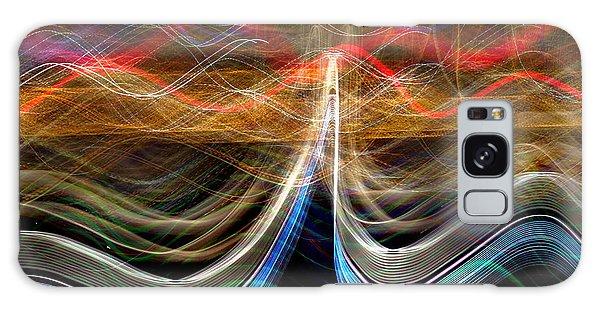 Colours Galaxy Case - Manhattan Pulse by Az Jackson