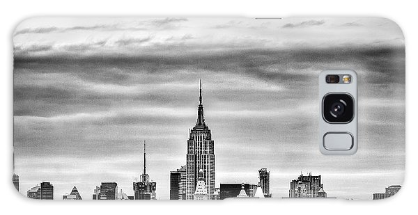 The Empire Galaxy Case - Manhattan Skyline by John Farnan