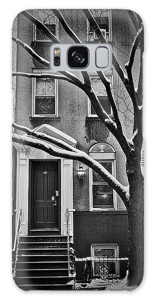 Manhattan Town House Galaxy Case