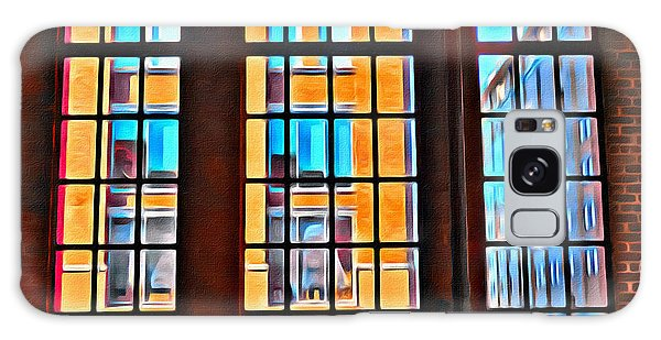 Manhattan Windows Galaxy Case