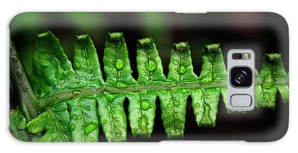 Manoa Fern Galaxy Case