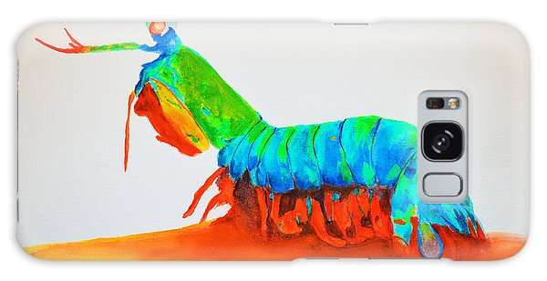 Mantis Shrimp Galaxy Case