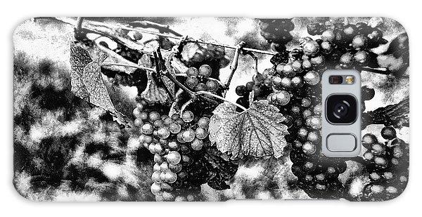 Many Grapes Galaxy Case by Rick Bragan